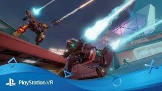 RIGS Mechanized Combat League | Free Winter Season Update | PlayStation VR