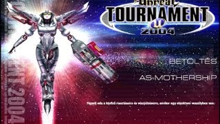 Unreal Tournament 2004 Mother Ship