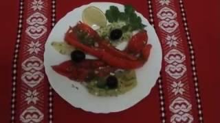 Вкусный маринованный перец (Кухня народов мира: простые кулинарные рецепты)