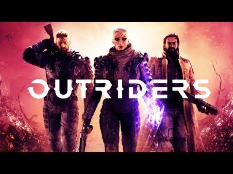Outriders DEVASTATOR Gameplay!