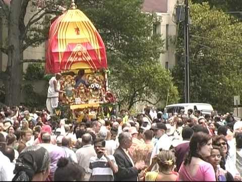 2009 Atlanta Ratha Yatra - H.H.Jayapataka Swami Maharaja