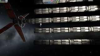 Kerbal Space Program - Part Welding Plugin - Reduce Part Count On Huge Stations