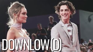 Timothee Chalamet and Lily-Rose Depp Share Passionate Kiss on Vacation | The Downlow(d)