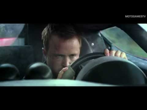 Need for Speed Movie - E3 2013 Behind The Scenes