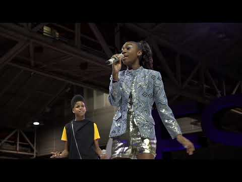 Just Cant Wait To Be King Sung By: JD McCrary & Shahadi Wright Joseph