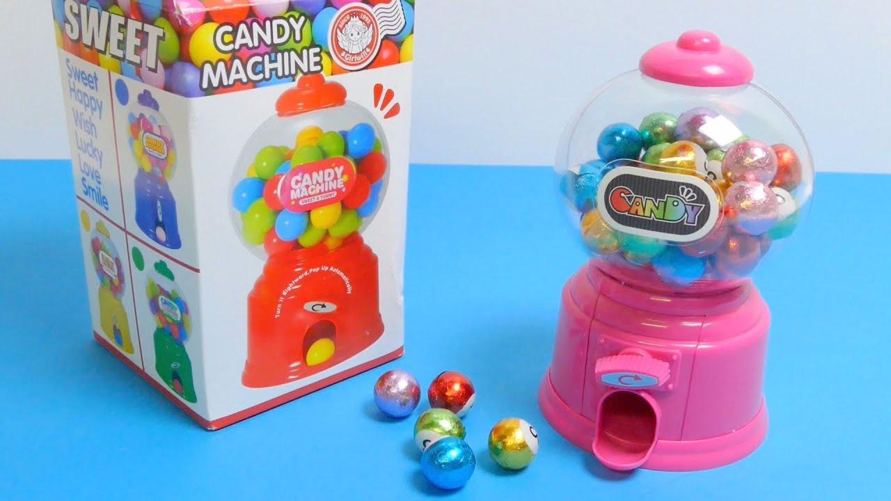 gumball machine toys