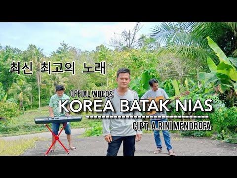 Korea Batak Nias Dandi Mendrofa