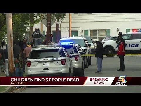 Children Discover 3 Bodies Including Parents Inside Avondale Apartment Complex