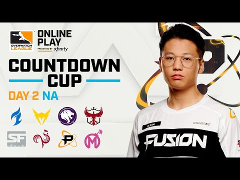 Stream: OW League - Overwatch League 2020 Season | Countdown Cup | N