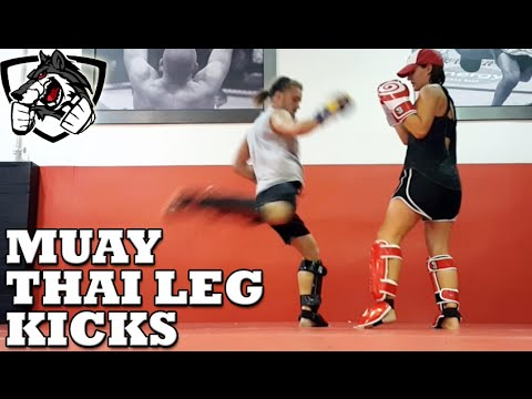 How to Destroy Your Opponent's Legs Using Low Kicks