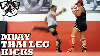 How to Destroy Your Opponent's Legs Using Low Kicks thumbnail