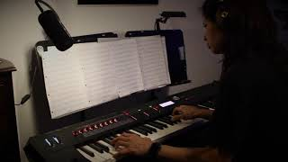 Phil Collins - In The Air Tonight   Vkgoeswild piano cover