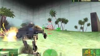 MechWarrior 4 Downloadable Free FPS Game Gameplay (Demo Version)