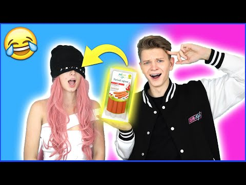WHAT'S IN MY MOUTH CHALLENGE?!😱 | Dominik Rupiński & Sylwia Lipka
