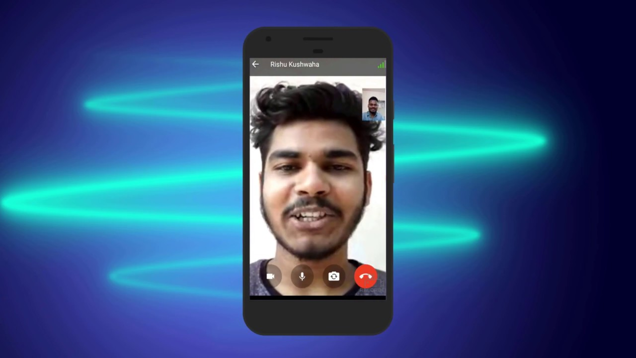 How to Record Skype Video Calls on Android Phone - YouTube