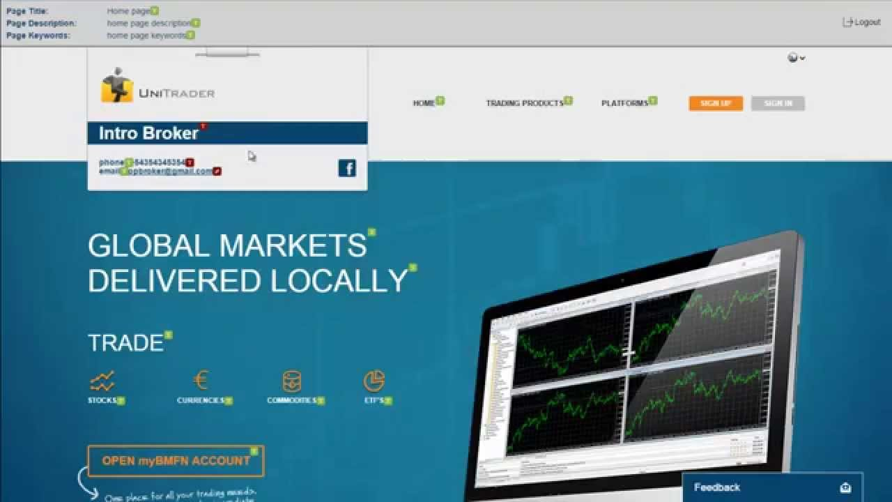 Bmfn introducing broker forex best way to invest 1000 for retirement stock gumshoe