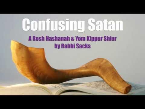 Confusing Satan - A Rosh Hashanah and Yom Kippur Shiur