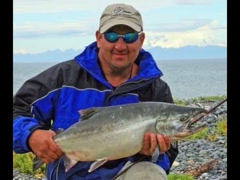 4 Wheeling Silver Salmon in Alaska