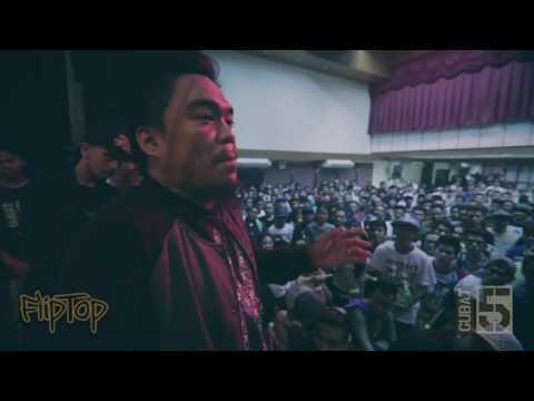FlipTop - Flict-G vs Damsa