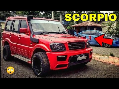 Top 10: BEST Scorpio Modifications ! ! !