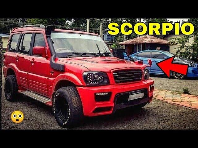 Top 10: BEST Scorpio Modifications ! ! !