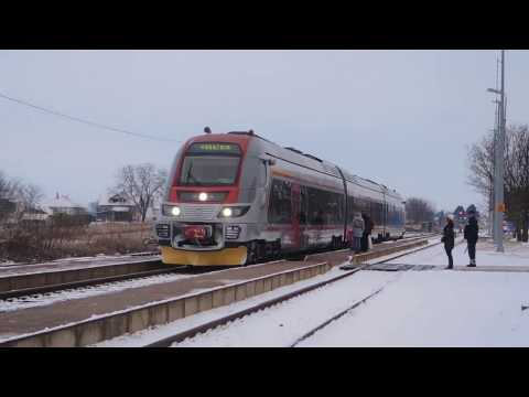 Croatian railways, January 2017