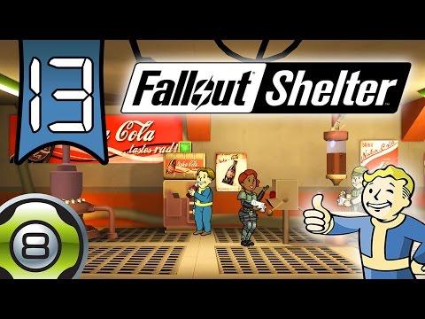 Fallout Shelter FR - Ep.13 - L'usine De Nuka Cola