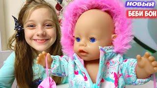 Новый Беби Бон софт тач Нежное прикосновение (Baby Born soft touch) Обзор новой куклы Евы