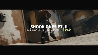 Shook Ones Pt. II by ReQ aaron