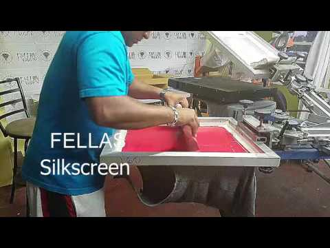 Silkscreen Printings by Fellas
