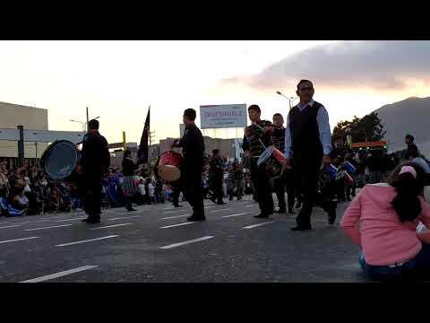 ELEAZAR GUZMAN BARRON - CONCURSO DE BANDAS RITMICAS SAN PEDRITO 2019