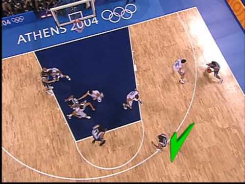 Block / Charge Situation (FIBA REFEREE EDUCATION VOLUME ONE)