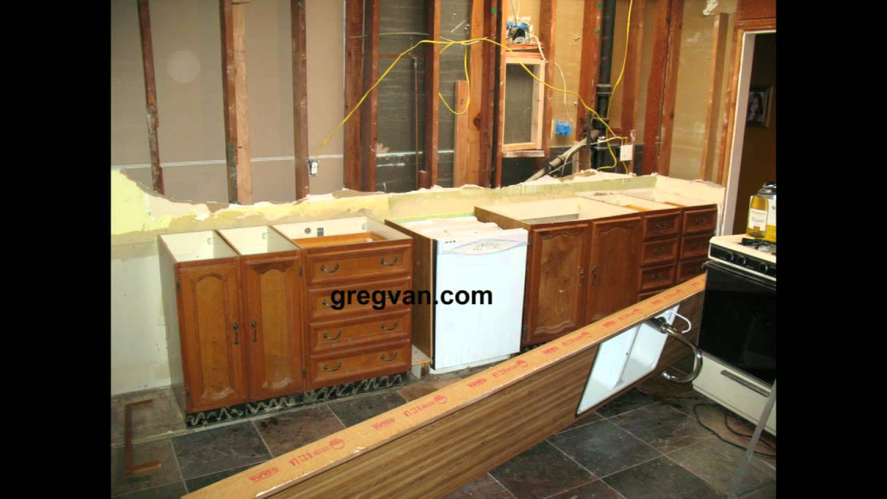 It Might Be Better To Remove Old Countertop With Sink Kitchen Remodeling Advice Youtube