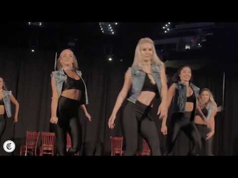 Kappa Delta : FSU Line Dance (2017)