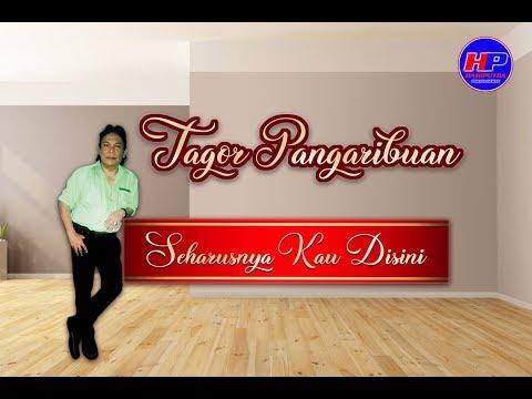 TAGOR PANGARIBUAN - SEHARUSNYA KAU DISINI [Official Video Clip]