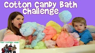 Cotton Candy Challenge / That YouTub3 Family