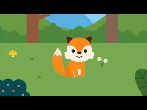 Животные которые живут в лесу мультфильм