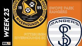 Pittsburgh Riverhounds SC vs. Swope Park Rangers: August 10th, 2019