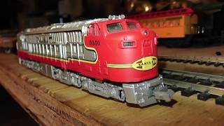 ho and n scale trains rolling stock freight cars locomotives engines