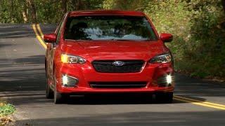 2018 Subaru Impreza Sport   Better than Civic?  Complete Review   TestDriveNow