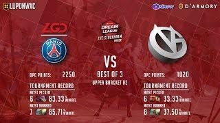 PSG.LGD vs Vici Gaming 3 (BO3) | Dream League Season 11 Stockholm Major thumbnail