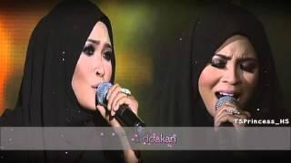 Siti Nordiana - Ku Tak Akan Bersuara [ Gegar Vaganza 2015 Minggu  6]