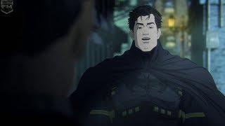 Post-credits scene | Batman Ninja