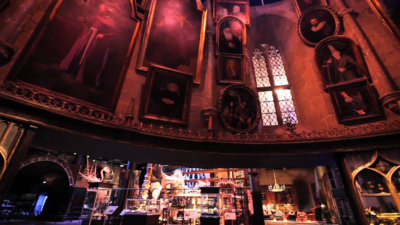 Warner Bros. Studio Tour London, The Making of Harry Potter