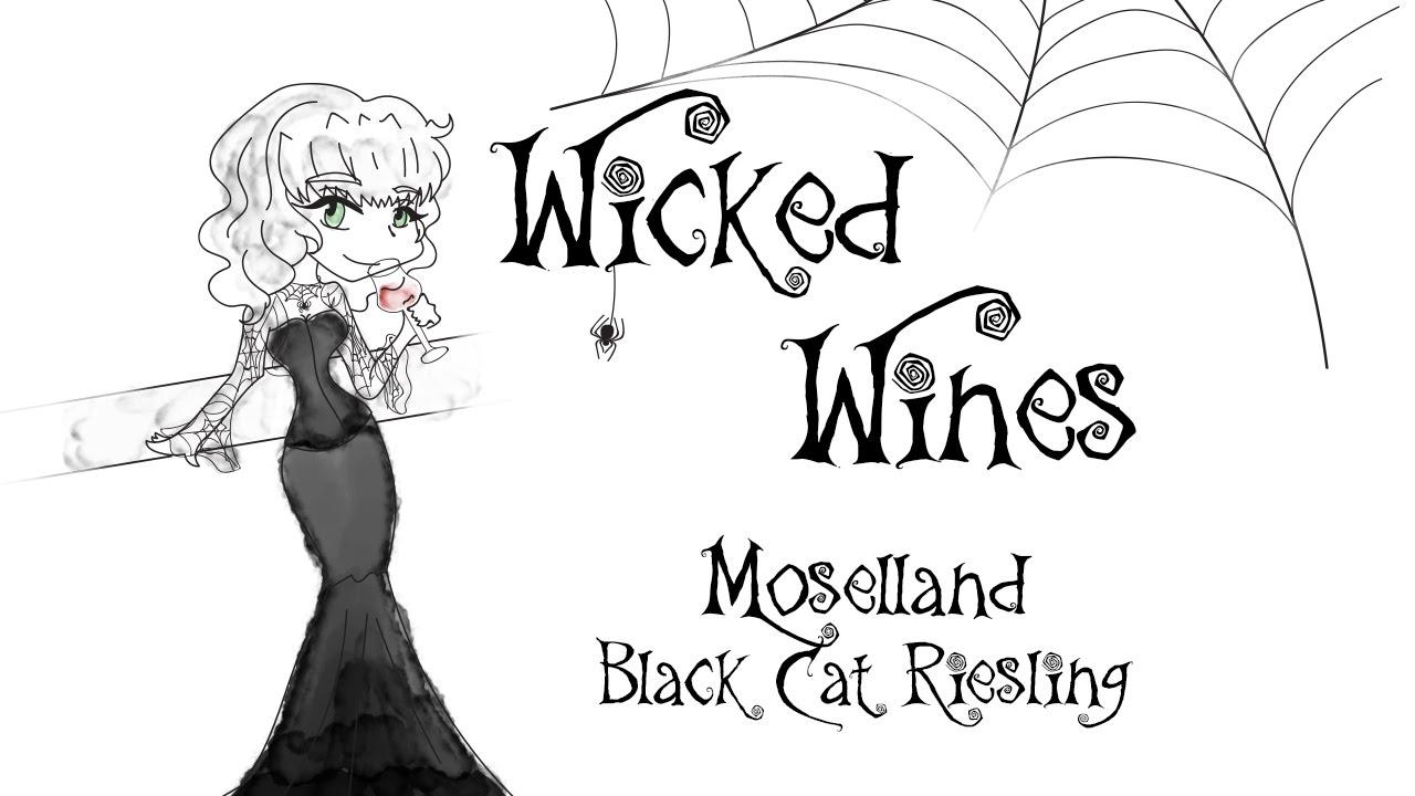 Moselland Black Cat Riesling Halloween Countdown 2015 Youtube
