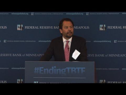 #EndingTBTF Symposium 2: Luigi Zingales Keynote Address
