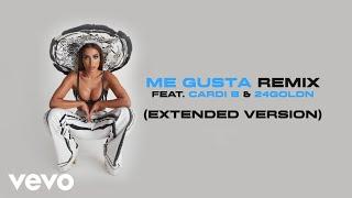 Anitta - Me Gusta (Remix) + Break [feat. Cardi B & 24kGoldn] (Official Audio)