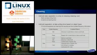 Embedded Linux Conference 2013 - Flash Friendly File System