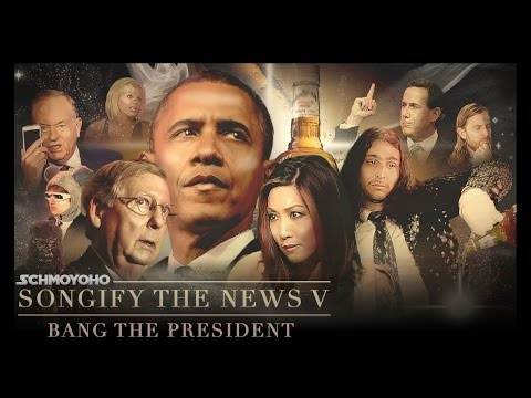 Bang The President - Songify the News #5