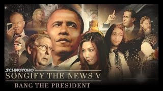 Repeat youtube video Bang The President - Songify the News #5